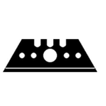 10-er Packung Ersatz-Trapezklingen für Universalme sser