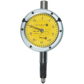 Messuhr wassergeschützt 0,01 mm Skalenteilungswert