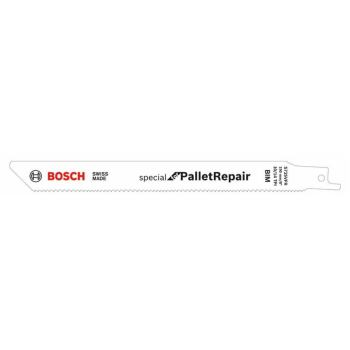 Säbelsägeblatt S 725 VFR, Special for Pallet Repai