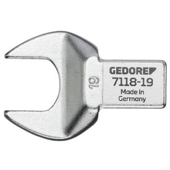 Einsteckmaulschlüssel SE 14x18, 29 mm