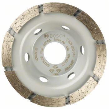 Diamanttopfscheibe Standard for Concrete, 105 x 22