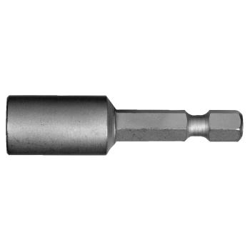 """Außensechskant-Steckschlüssel, 50mm Län DT7404 13 (Form E 6.3 1/4"""")"""