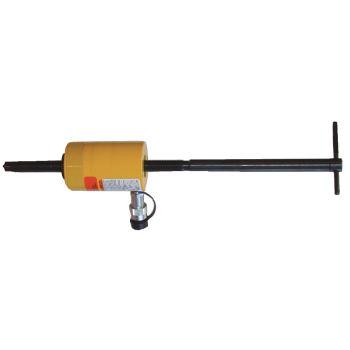 Hohlkolben-Hydraulik-Zylinder mit Spindel, 50 t 64