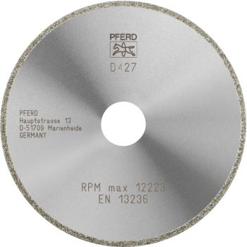 Diamant-Trennscheibe D1A1R 125-2-22,23 D 427 GAD