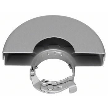 Schutzhaube mit Deckblech, 180 mm, mit Codierung