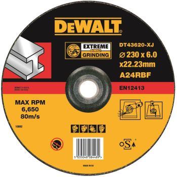 EXTREME Metall-Schruppscheibe - gekröpf DT43620