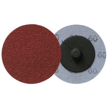 Quick-Change-Disc, QRC 412, Abm.: 50 mm , Korn: 120