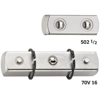 59010001 - Vierkant-Verbindungsteile