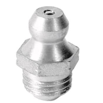 Edelstahl Hydraulik-Kegel-Schmiernippel H1 M10x1