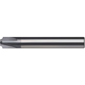 VHM-Viertelkreisfräser konkav 1, 5 mm, TiAlN-besc