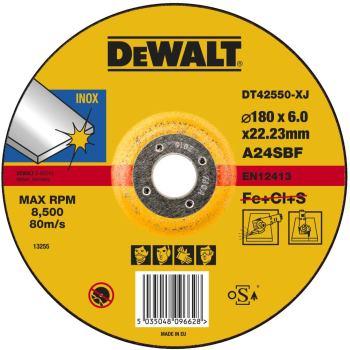 Standard Edelstahl-Schruppscheibe - gek DT42550