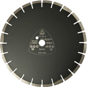 DT/SUPRA/DS80A/S/300X25,4