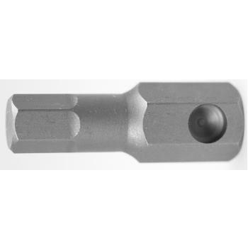 Auswechselbarer Einsatz 16mm Sechskant - Aussensec