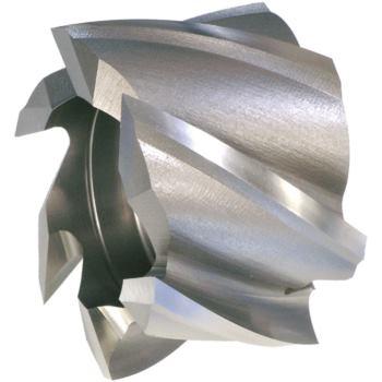Walzenstirnfräser HSSE5 63x40x27 mm DIN 1880 W