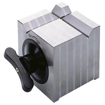 Permanentmagnet-Spannblock 100 x 100 x 100 mm