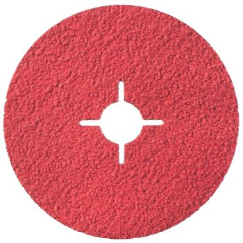Fiberscheibe 115 mm P 36, Keramikkorn