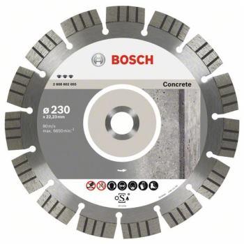 Ø 230mm Diamanttrennscheibe Best for Concrete