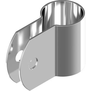 Rohrmittelstück D= 20 mm, A4