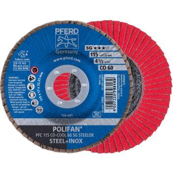 POLIFAN®-Fächerscheibe PFC 115 CO 60 SGP-COOL/22,23