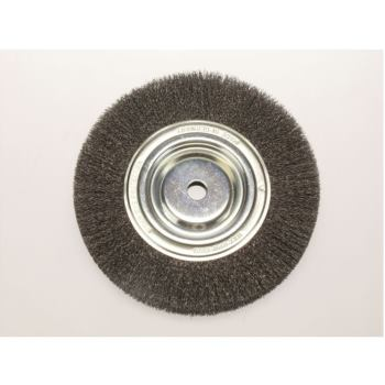 Rundbürsten Drm 300 mm breit 35-40 mm Rohr 100 mm Stahldraht STA gew. 0,30 mm