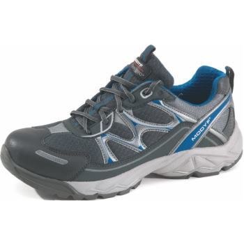 Berufsschuh Flexitec® Run grau/blau Gr. 39