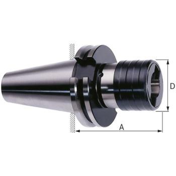 Gewindeschneidfutter SK 40 DIN 69871A M 6 - M 20