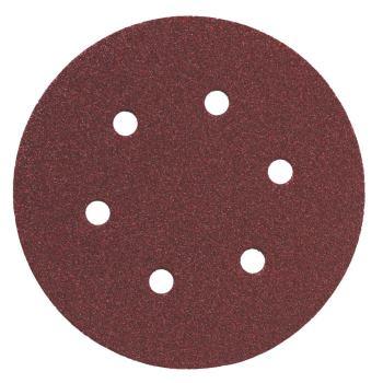 Haftschleifblätter Korn 40 150 mm Durchmesser 5 S