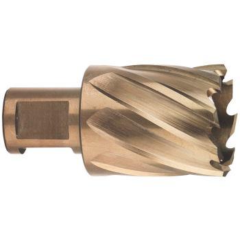 HSS-Kernbohrer rapid cut 22x30 mm, Weldonschaft 19