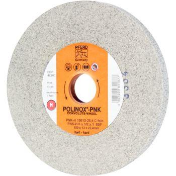 POLINOX®-Kompaktschleifrad PNK-H 15013-25,4 SiC F