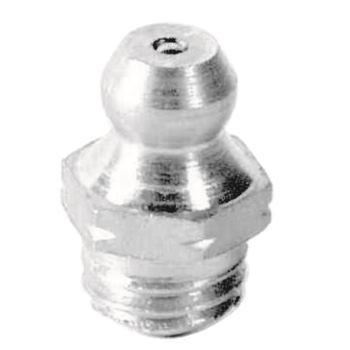 Edelstahl Hydraulik-Kegel-Schmiernippel H1 M8x1,25