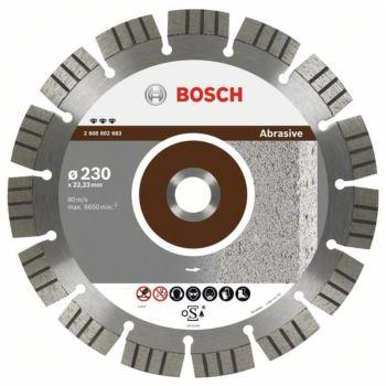 Diamanttrennscheibe Best for Abrasive, 230 x 22,23