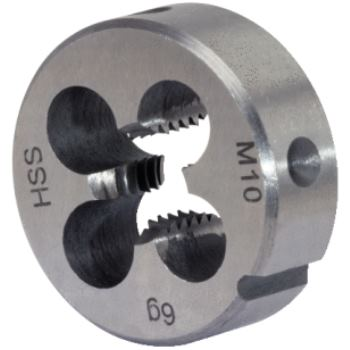 HSS Co Schneideisen M, M5x0,8 332.0003