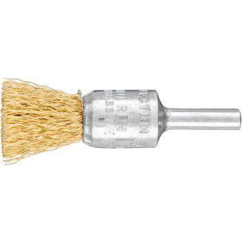 Pinselbürste mit Schaft, ungezopft PBU 1516/6 MES 0,30