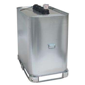 Vorrats- und Entsorgungstank 700 l doppelwandig mi