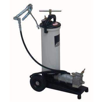 Schmierkompressor K-07 mit 3,5 m Hochdruckabschmi