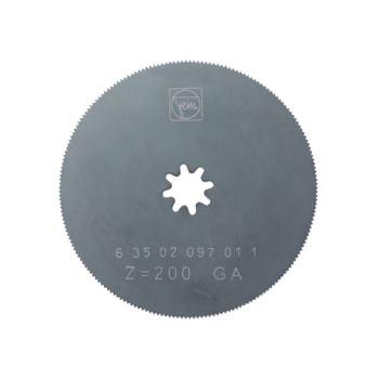 Sägeblatt HSS 80 mm