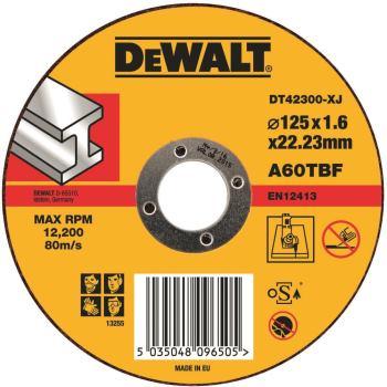 Standard Metall-Trennscheibe - flach DT42300