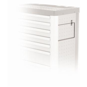 ULTIMATEline Papierrollenhalter, silber 885.9940