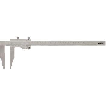Werkstatt-Messschieber ohne Spitzen, 0-200mm 300.0
