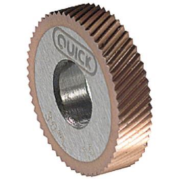 Rändelfräser Unidur RAA rechts 1 mm Durchmesser 8