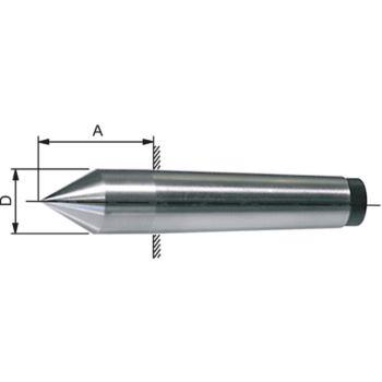 Zentrierspitze DIN 806 MK 3 Werkzeugstahl gehärte