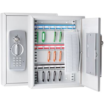 Schlüsselschrank m.Elektronikschloss u.Zahlencode