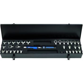 9x12mm Einsteck-Drehmomentschlüssel-Satz, 5-50Nm 5