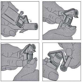 Universal-Abisolierwerkzeug, 6-25mm 115.1256