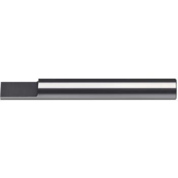 Vollhartmetall-Gravierstichel Vorprofil 10x80 mm