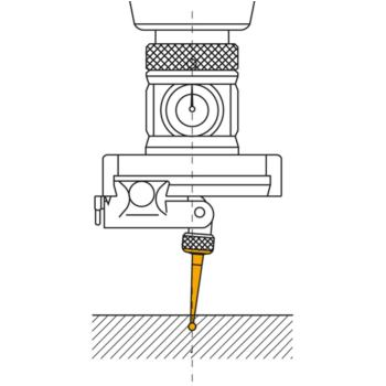 Tasteinsatz gerade Kugeldurchmesser 1,6 mm