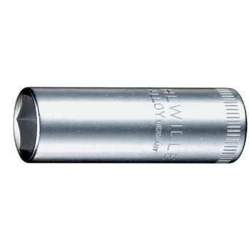 Steckschlüsseleinsatz 11 mm 1/4 Inch DIN 3124 lan