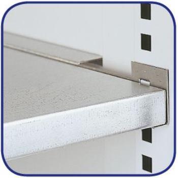 Fachboden verzinkt rechte Seite, Breite 500 mm Tra