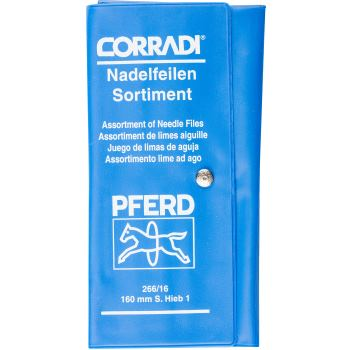 CORRADI®-Nadelfeilen-Set 266/16 160 mm H1