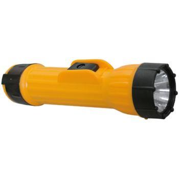 Taschenlampe ohne Batterie 155 mm mit Krypton Leuc